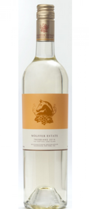 Wölffer Estate Vineyard 2014 Chardonnay blend Bottle