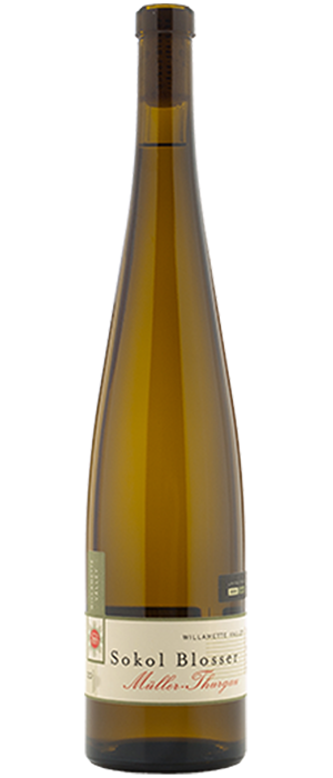 Willamette Valley Müller-Thurgau Bottle