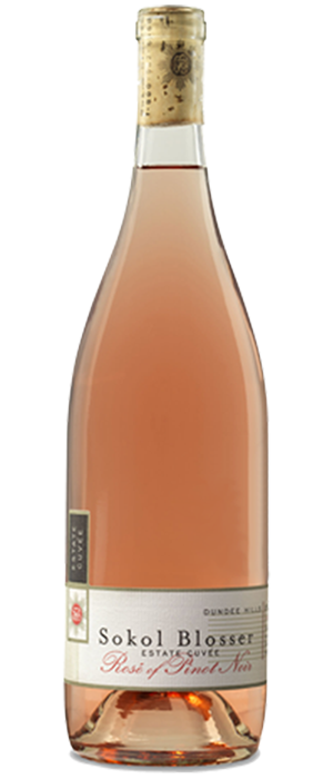 Estate Rosé of Pinot Noir Bottle
