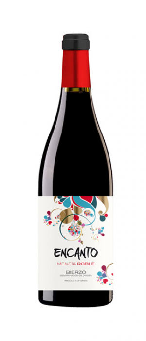 Encanto Mencia En Roble Bottle