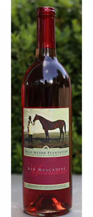 Belle Meade Plantation Red Muscadine | Red Wine