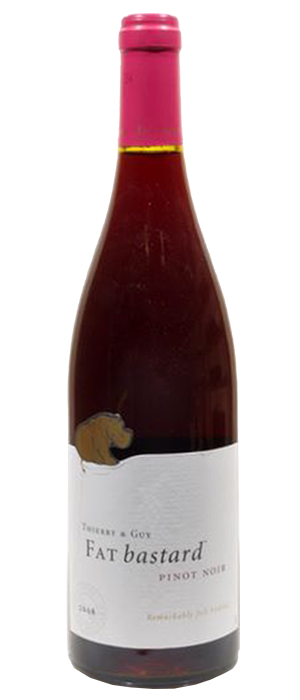 Fat Bastard Pinot Noir 2013 Bottle