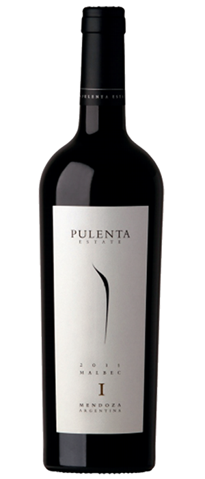 Pulenta Estate 2011 Malbec Bottle
