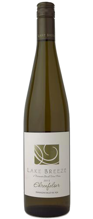 Lake Breeze Vineyards 2013 Ehrenfelser | White Wine