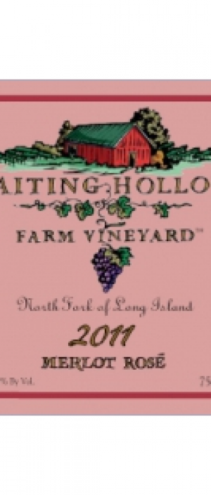 Baiting Hollow Farm Vineyard 2012 Merlot Bottle