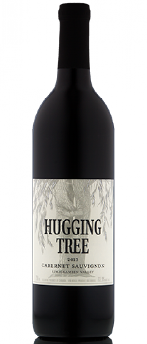 Hugging Tree Winery  2013 Cabernet Sauvignon Bottle