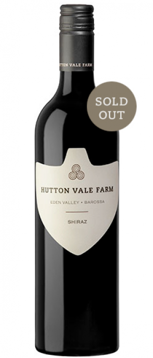 Hutton Vale Eden Valley Shiraz 2012 | Red Wine