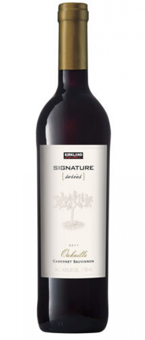 Kirkland Signature Wines 2011 Cabernet Sauvignon blend | Red Wine
