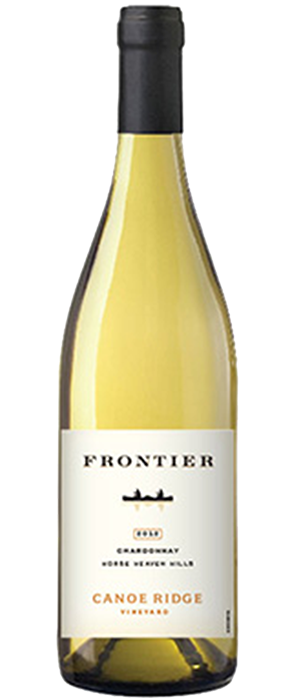 Frontier Reserve Chardonnay Bottle