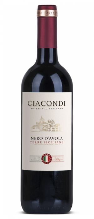 Casa Giacondi Nero d'Avola Bottle