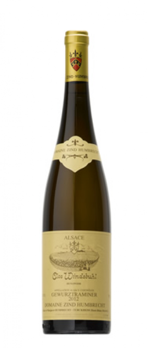 Domaine Zind-Humbrecht Clos Windsbuhl 2012 Gewurztraminer Bottle