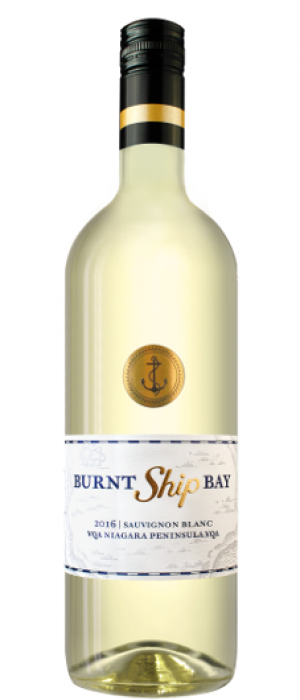 Burnt Ship Bay Estate Winery 2016 Sauvignon Blanc | White Wine