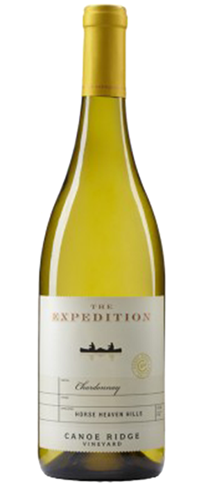 Expedition Chardonnay Bottle