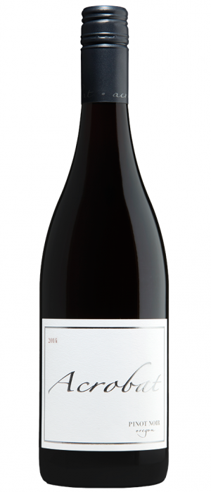 Acrobat 2014 Pinot Noir Oregon Bottle