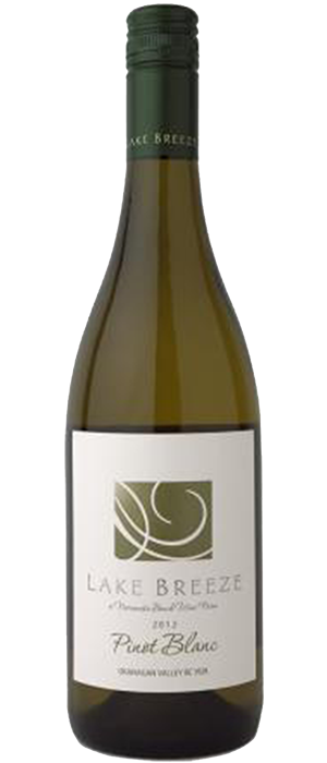 Lake Breeze Vineyards 2013 Pinot Blanc | White Wine