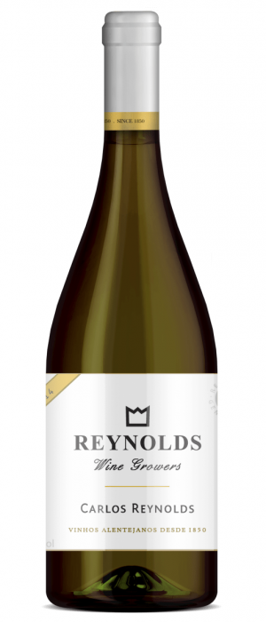 Reynolds Wine Growers Carlos Reynolds White Bottle