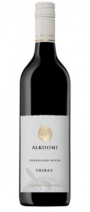Alkoomi Wines Syrah (Shiraz) Bottle