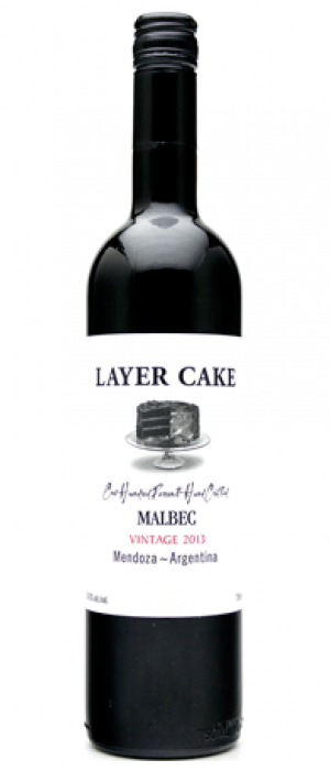Layer Cake Wines Malbec | Red Wine