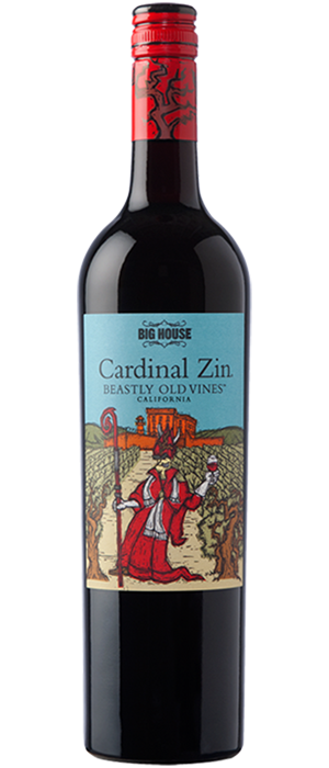 Cardinal Zin® Bottle
