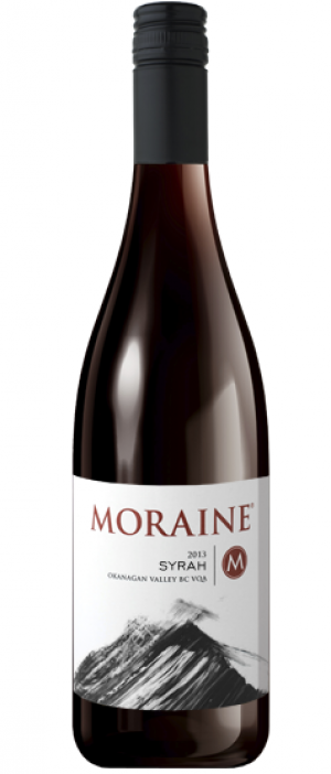 Moraine Estate Winery 2016 Syrah (Shiraz) | Red Wine