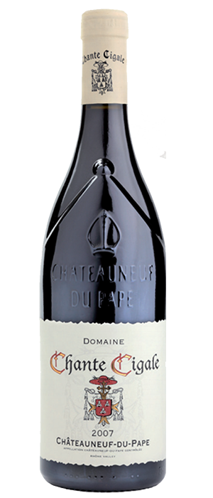 Domaine Chante Cigale 2007 Grenache blend | Red Wine