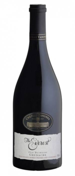 Chateau Tanunda 2012 The Everest Old Bush Vine Grenache Bottle