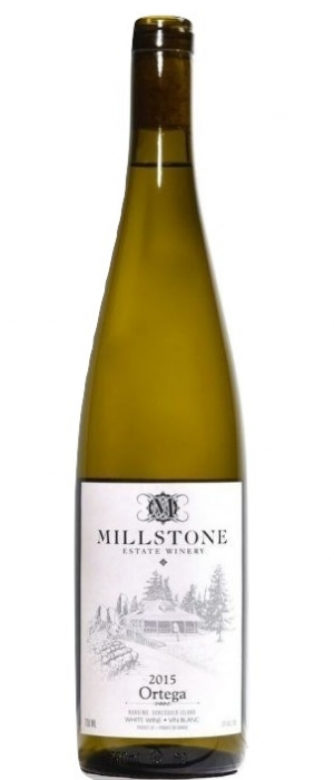 Millstone Estate Winery 2015 Ortega | White Wine