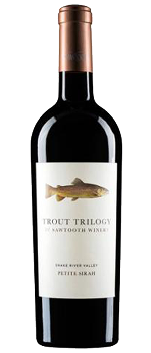 Sawtooth Trout Trilogy Petite Sirah | Red Wine
