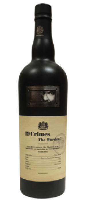 19 Crimes The Warden 2015 Red Blend Bottle