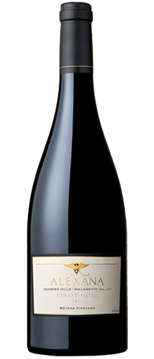 Revana Vineyard Pinot Noir Bottle