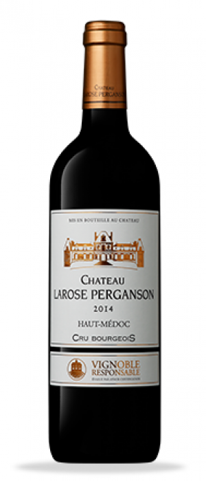 Chateau Larose Perganson 2014 Bottle