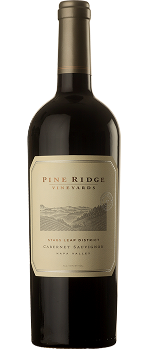 Pine Ridge 2011 Stags Leap District Cabernet Sauvignon Bottle