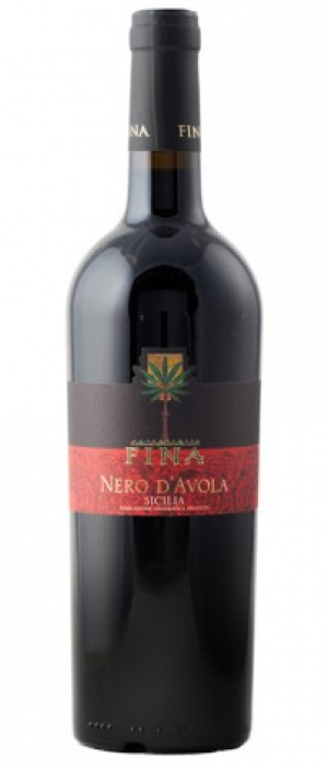 Fina Vini 2012 Nero d'Avola | Red Wine