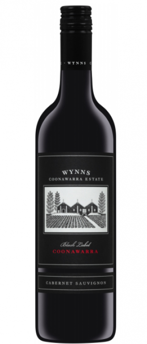 Wynns Black Label Cabernet Sauvignon 2012  Bottle