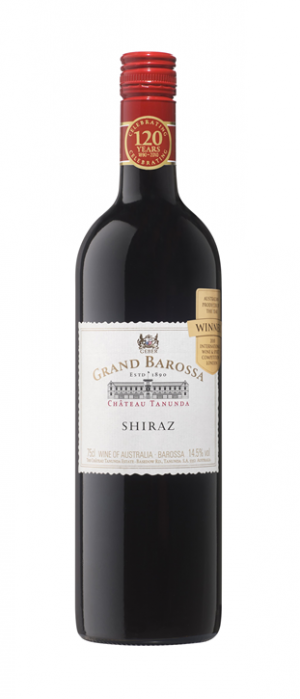 Chateau Tanunda 2010 Grand Barossa Shiraz | Red Wine