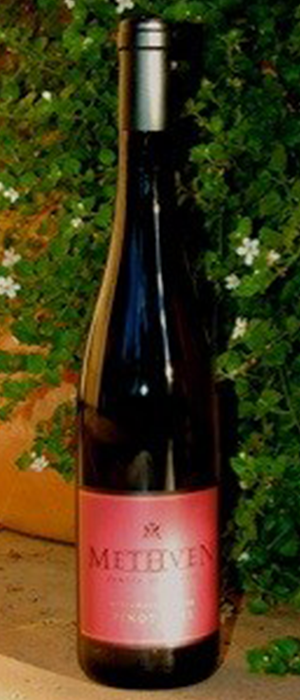 Methven Family Vineyards 2013 Pinot Gris (Grigio) Bottle