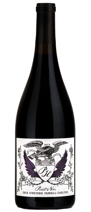 Purple Hands 2015 Shea Vineyard | Red Wine
