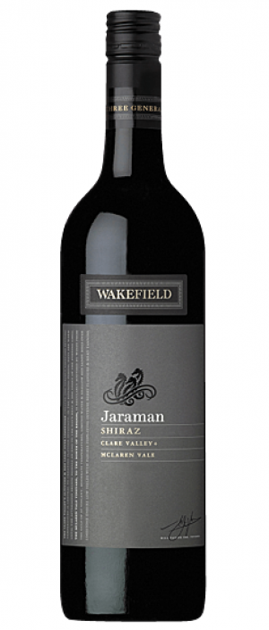 Wakefield 2016 Jaraman Shiraz Bottle