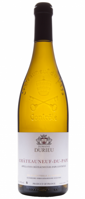 Domain Durieu White Châteauneuf-du-Pape Bottle