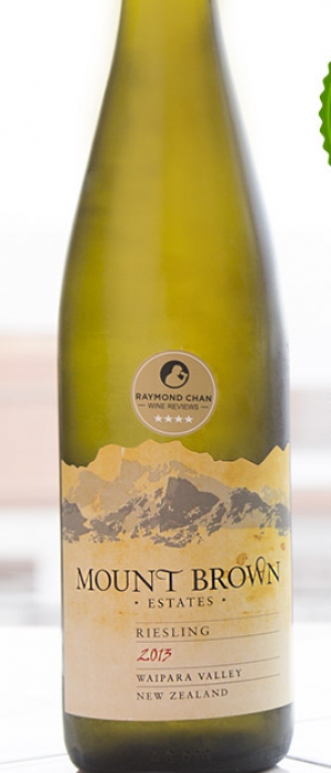 Mount Brown Riesling 2013 | White Wine