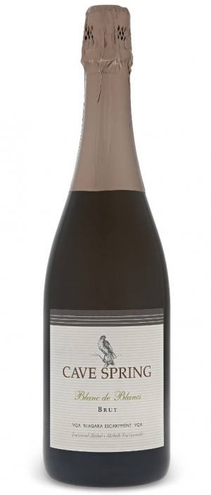 Cave Spring NV Blanc de Blancs Brut Bottle