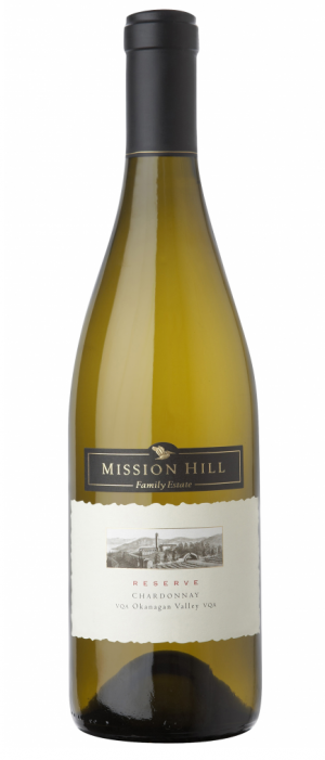 Mission Hill Reserve 2012 Chardonnay Bottle