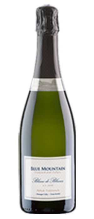 Blue Mountain 2006 Blanc de Blancs Bottle