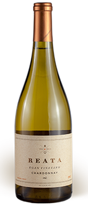 Egan Vineyard Chardonnay Bottle