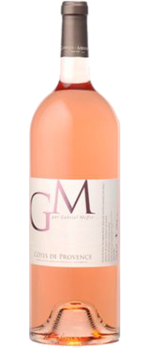 GM Rose Bottle