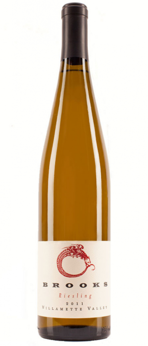 Brooks 2011 Riesling Bottle