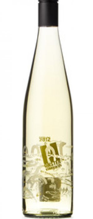 Monster Vineyards 2012 Riesling Bottle