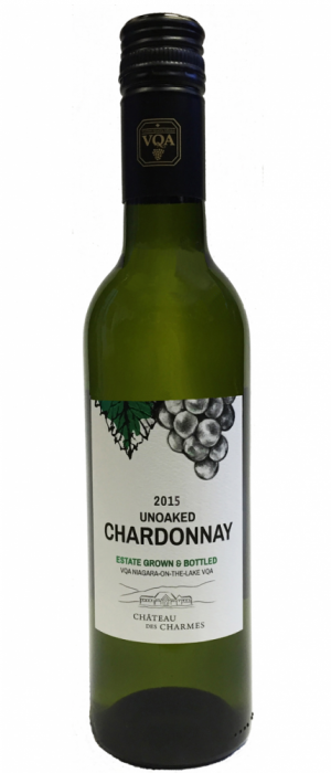 Chateau des Charmes 2015 Chardonnay, Unoaked | White Wine