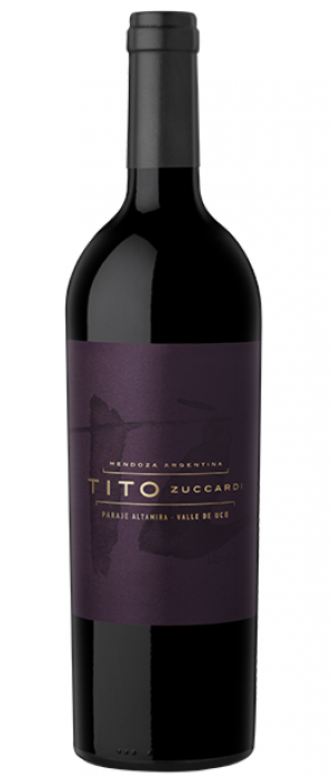 Tito Zuccardi Paraje Altamira 2013 Bottle