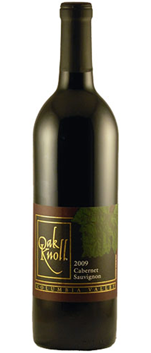 Columbia Valley Cabernet Sauvignon Bottle